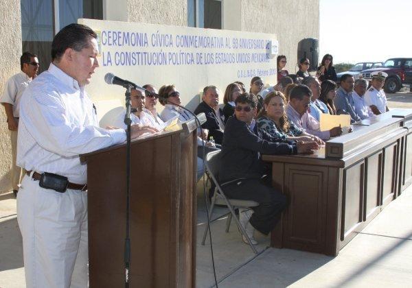 Aniversario Constitucion 05-02-10