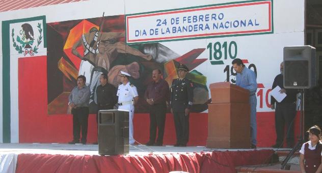 Bandera Nacional 24-02-10