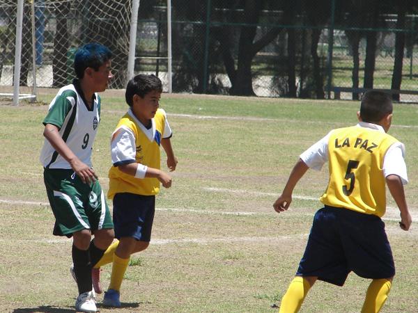 Futbol La Paz 17-02-10