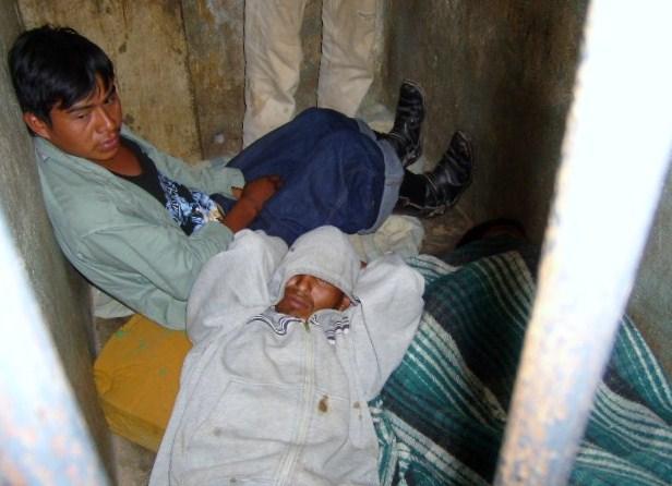 Indigentes Guerrero Negro 18-02-10