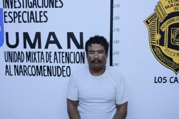 Javier Diaz detenido 02-02-10