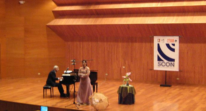 Recital Mexicano 09-02-10