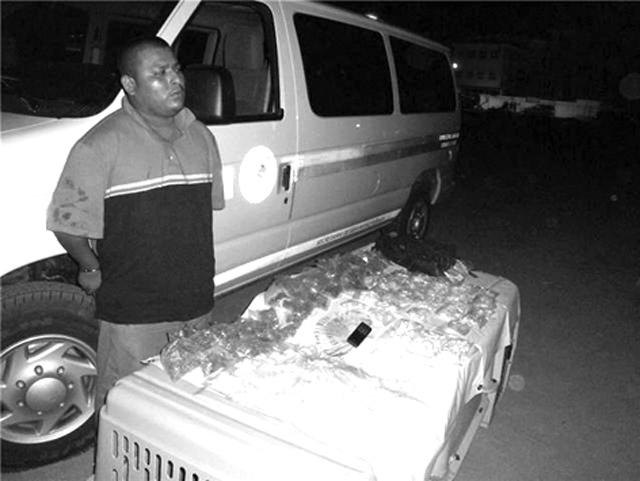 Entregan Presunto Narco a PGR