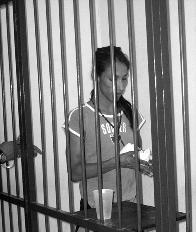 Prisión para «La Yoselin»