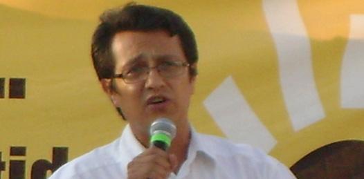 Adrian Chavez presidente del PRD en BCS
