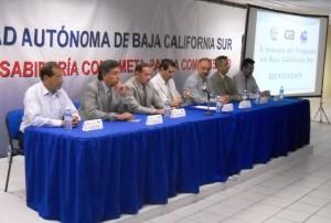 Ayer a las 9 de la mañana fue inaugurada la X Semana Nacional del Posgrado en Baja California Sur. La décima edición de este evento organizado gracias a los esfuerzos tanto de la Universidad Autónoma de Baja California Sur (UABCS) cómo del Centro Interdisciplinario de Ciencias del Mar (CICIMAR) y el Centro de Investigaciones Biológicas del Noroeste (CIB) y el Instituto tecnológico de La Paz.