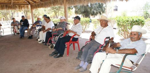 El asilo de ancianos una instituci n de servicio a la que for Asilos para ancianos