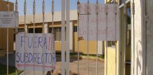 Esta mañana será abordado el asunto de la Casa del Estudiante Sudcaliforniano y la exigencia de los estudiantes para destituir al subdirector Alvaro Castillo Mendoza. (Eliseo Zuloaga).