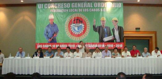 Celebra la CTM su Congreso General