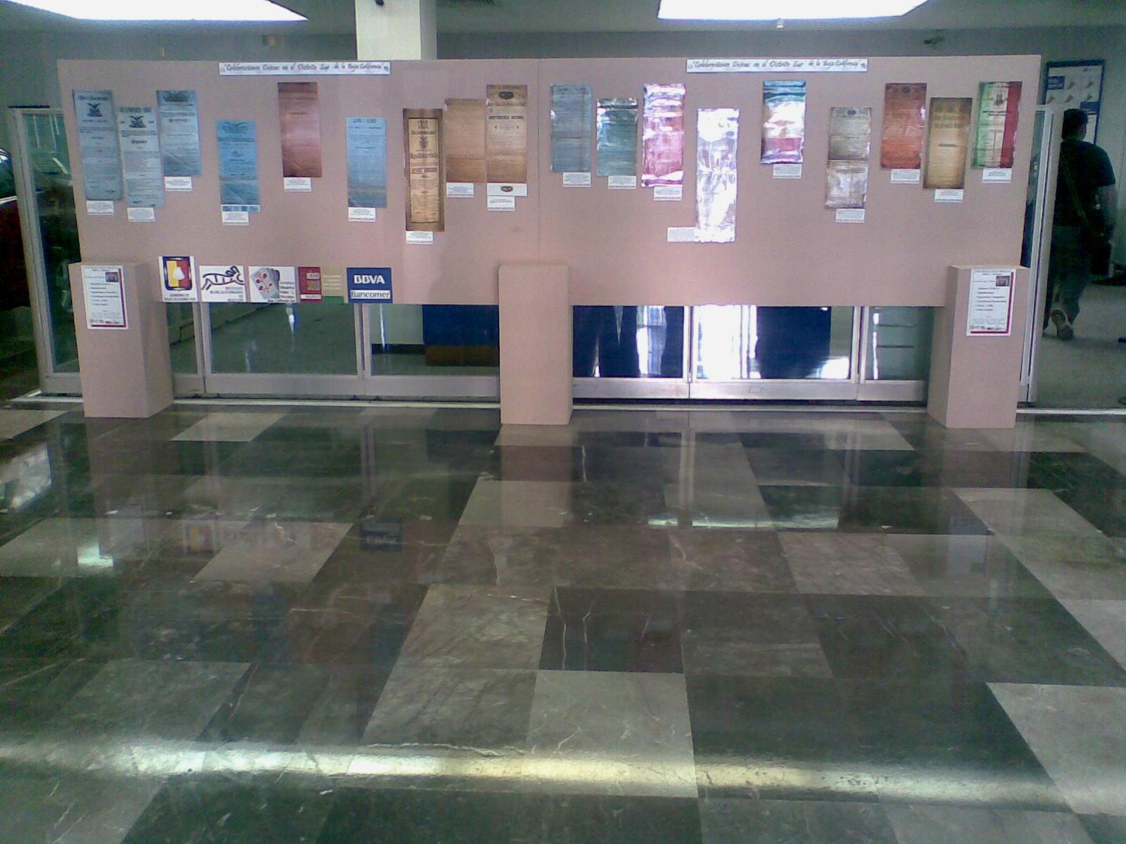 Expo bicentenario BBV
