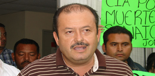 Fernando González Rubio Cerecer, exprocurador de justicia. (Foto Archivo).