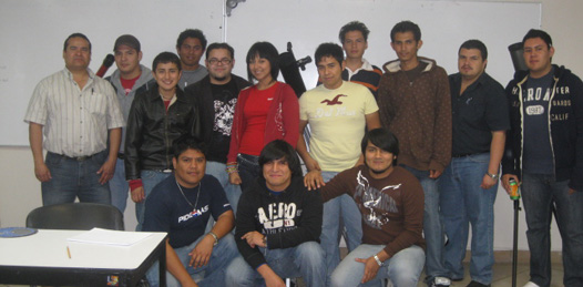 Grupo de Astronomia del ITESME