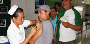 El IMSS ha cumplido con la meta de vacunación contra la Influenza AH1N1.