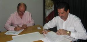 La UABCS y UAEM signaron Convenio de Colaboración Académica, Científica y Cultural.