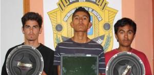 Edgar Alejandro de León Castorena, Alejandro Salvador Toledo Padilla Sandoval, y Carlo Martínez Bailón.