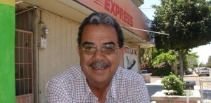 Raúl Antonio Ortega Salgado, expresidente del Colegio de Abogados de Baja California Sur. (Eliseo Zuloaga).
