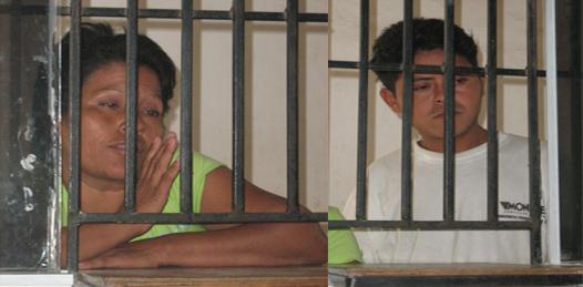 Eulalia Díaz Martínez y Víctor Molina Reyes, se declararon confesos del crimen de Galdino González Martínez,