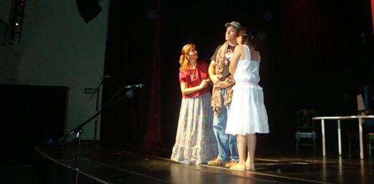 Teatro en Los Cabos
