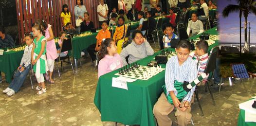 El IMSS llevará a cabo un encuentro amistoso de ajedrez con los niños del club de ajedrez del IMSS, en conocido hotel con playa de la ciudad de La Paz.