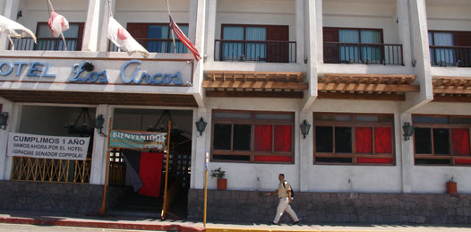 hotellosarcos