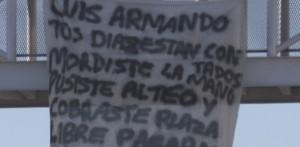Continúa PGR investigando el origen de narco mantas