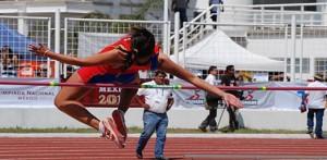 Inició Baja California Sur la actividad del atletismo de la Olimpiada Nacional, donde se espera se incremente la cosecha de medallas.