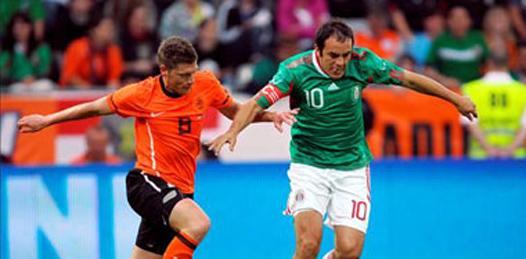 Cuau vs Holanda