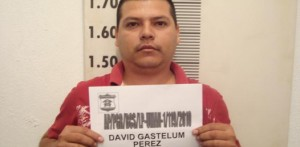 David Gastelum Pérez