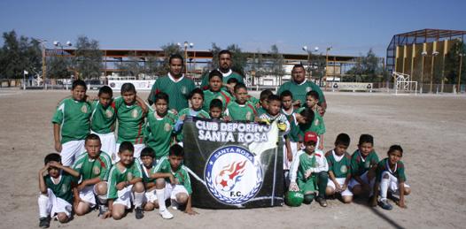 Exitosa Copa fundacion