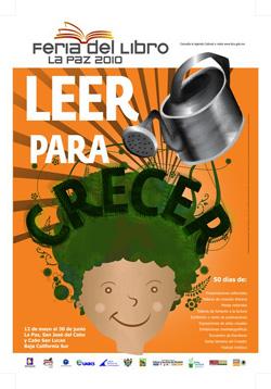 Feria del Libro La Paz 2010