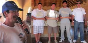 El equipo ganador fue Querencia  comandado por  Oscar Daccarett   que pesó un dorado de  45 libras