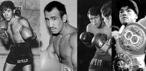 Herrera, Zárate, Pipino y la Chiquita estarán como invitados a la magna función boxística del C. Nahl