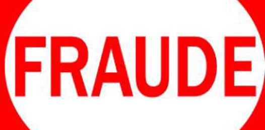 Gran serie de fraudes