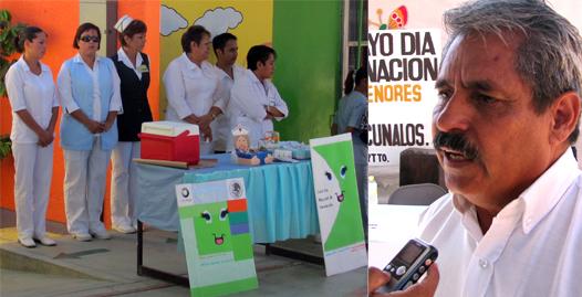 Baja California Sur tiene 27 años de estar libre poliomielitis