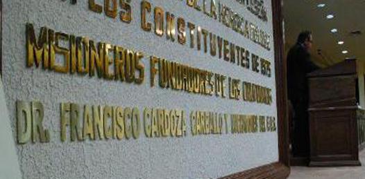 MURO DE HONOR CONGRESO