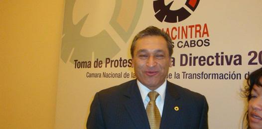 Presidente Canacintra
