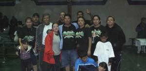 SUTERM, Campeón del torneo de volibol ( Javier Castillo C. )