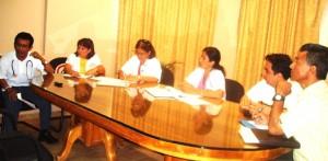 Se reunió el Comité de Salud donde destacaron la urgencia de adoptar medidas para evitar que las epidemias se salgan de control