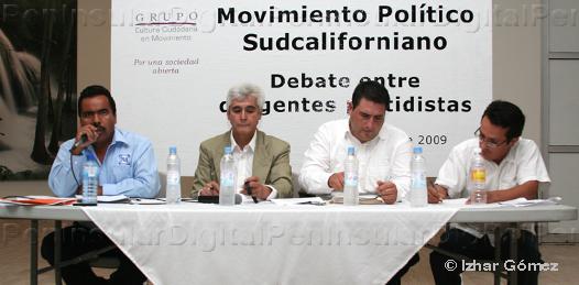 Debate_entre_dirigentes_estatales_del_PRD,_PAN_Y_PRI