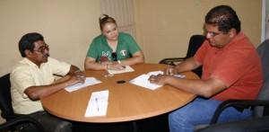 La Dirección del Deporte de La Paz estudia la posibilidad de tomar la sede para el Nacional de Box de primera fuerza.