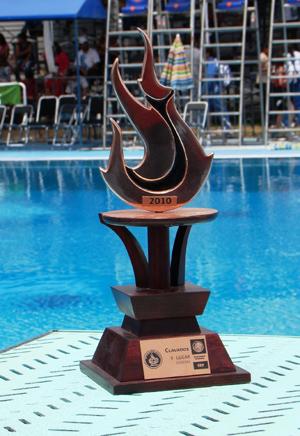 Trofeo de tercer lugar