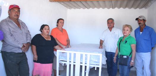 visita a San Luis Gonzaga