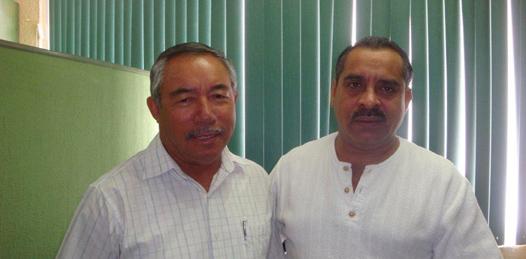 Los regidores Guillermo Sández y Héctor Aragón, están decididos a llamar a cuentas a la empresa Cabo Riviera para que deje de afectar a los habitantes de la zona.