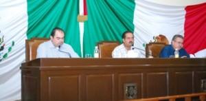 Ante la Mesa Directiva de la Diputación Permanente, y los integrantes de la Comisión de los Derechos Humanos y Asuntos Indígenas, fueron citados a comparecer los consejeros.