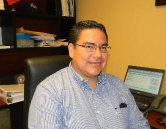Licenciado Octavio Arvizu Buendía, Secretario general de Los Cabos.