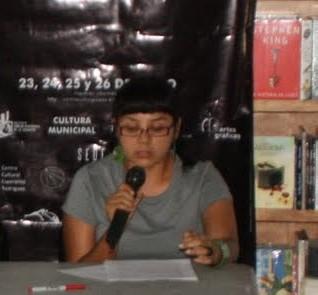 Cecilia Rojas es bastante conocida entre la comunidad de escritores sudcalifornianos, ha sido becaria del Fondo Estatal para la Cultura y las Artes, en el 2001 y en el 2007