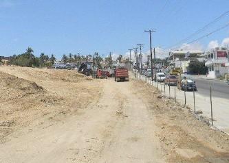 Los terrenos de City Club se acondicionarán para que la obra cumpla con las exigencias del Ayuntamiento, señalan constructores de la obra.