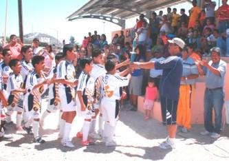 Finalmente este sábado se pondrá en marcha la primera jornada del futbol infantil y juvenil de la liga municipal La Paz.