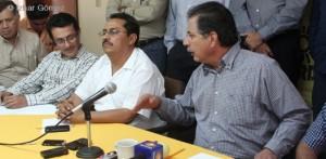 """Jesús Ortega aseguró que tiene plena confianza en que los perfiles los perredistas ungidos los harán, """"seguramente, victoriosos en las próximas elecciones"""""""