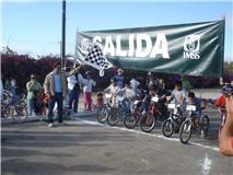 Los organizadores de este evento ciclista harán entrega de material deportivo a las escuelas que al término de las tres etapas cuenten con la mayor puntuación en todas las categorías.